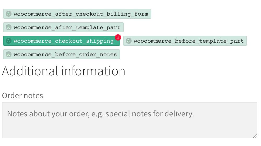 After billing, before order notes