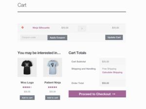 WooCommerce Cross-Sells