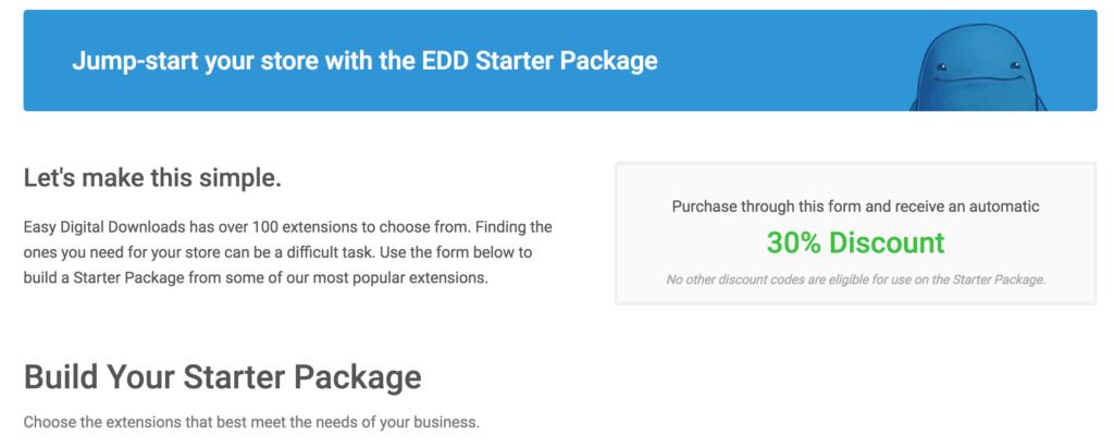 edd-starter-package